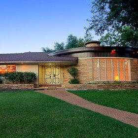 stunning mid century modern time capsule house