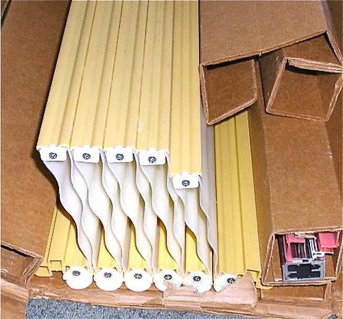 Accordion Shower Doors : Nos tub master accordian door shower doors for a