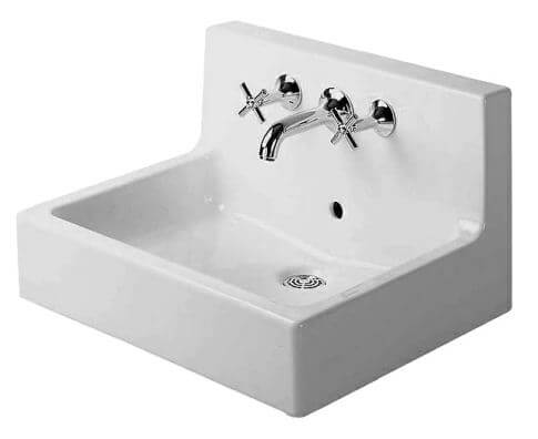 duravit washbasin