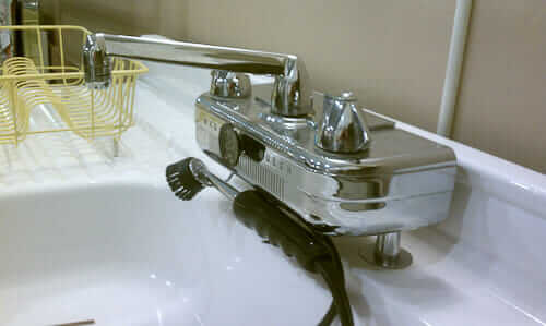 vintage magic queen kitchen faucet