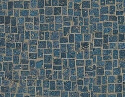 "mosaic tile flooring in 12"" vinyl tiles by karndean"