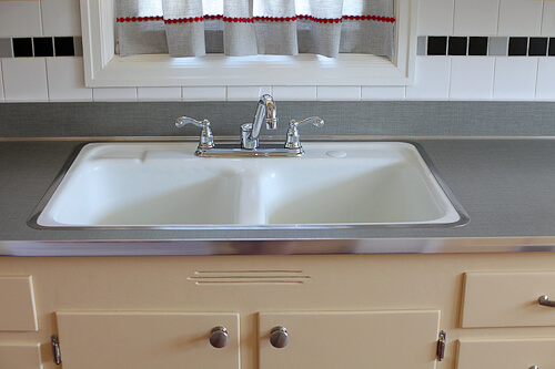 kohler delafield double kitchen sink