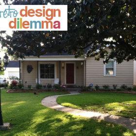 Design Dilemma Ashley's front porch poles