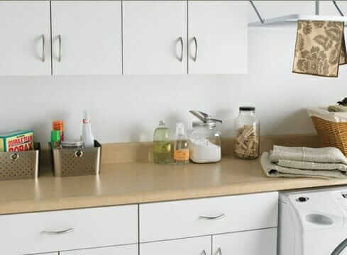 cleaning formica countertops
