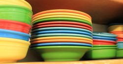 Kate's Fiesta Dinnerware