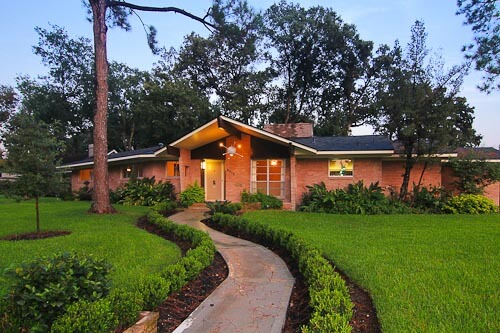 1957 sputnik house midcentury modern time capsule house Mid century modern homes for sale houston