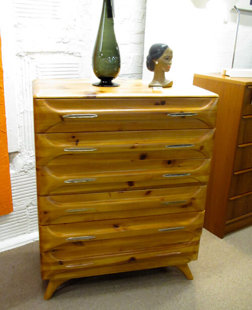 franklin shockey pine dresser
