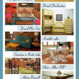 Vintage-Furniture brands