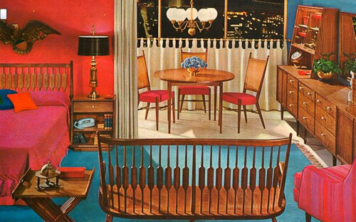 drexel declaration furniture - Vintage Furniture - 10 Of Our Favorite Midcentury Designs And Brands