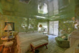 1960 Houston time capsule house — Foil wallpaper galore, you know I luv it