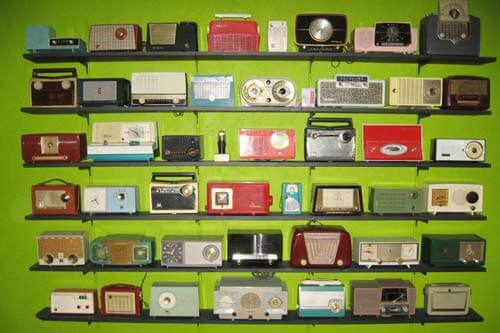 retro-radio-collection