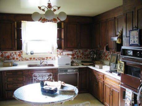 Bizarro twin Pam and a tale of 6 kitchens - Retro Renovation