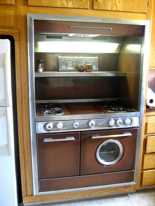 western holly stove american beauties  25 vintage stoves and refrigerators from      rh   retrorenovation com