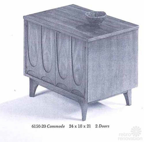 Broyhill-Brasilia-commode