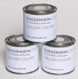 Fine Paints of Europe Guggenheim collection paints