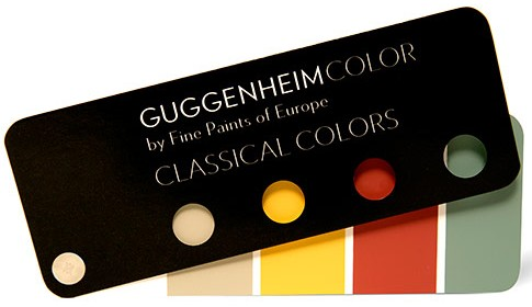 Guggenheim Classical Colors collection