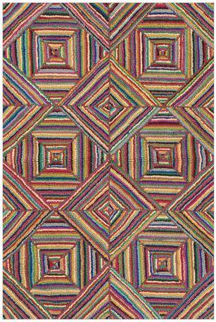 hooked rug kaledo primary