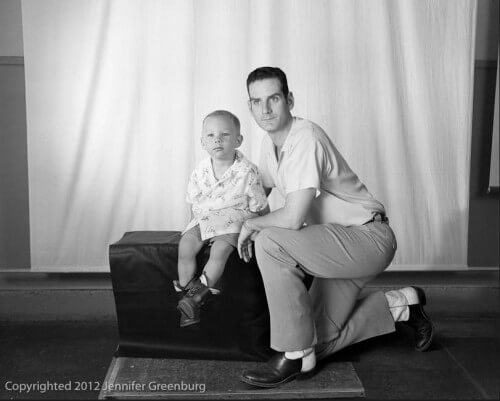 jennifer greenburg family portrait day