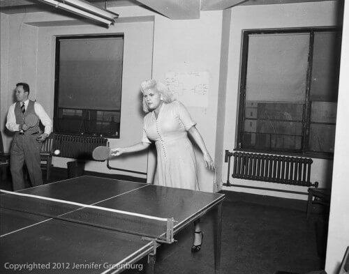 jennifer greenburg ping pong