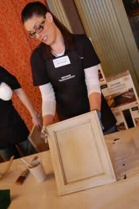 paint kitchen with rustoleum