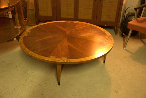 lane coffee table vintage