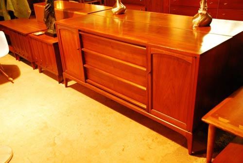 retro modern dresser