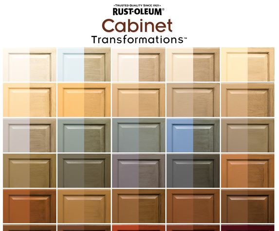 Kitchen Cabinet Stain Kits