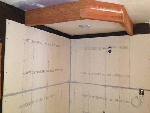 shower-ceiling-for-retro-corner-tub