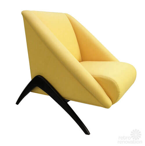 Trudy Chair Yellow Avenue 62