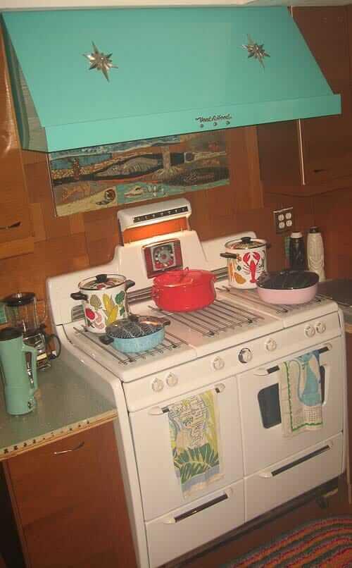 jeffs vintage kenmore stove