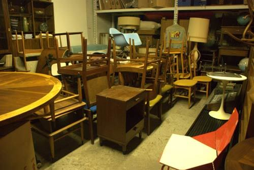 retro vintage chairs