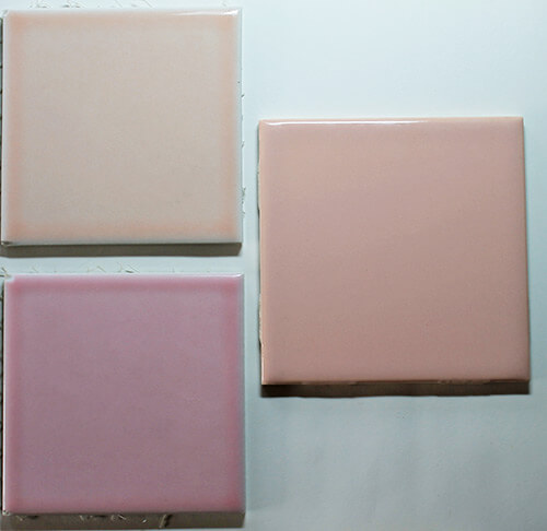 4x4 Pink Wall Tiles. Pink Bathroom Tile Part 45