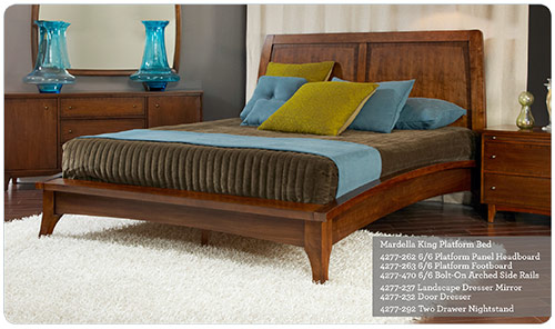broyhill bedroom. BROYHILL Mardella Collection bedroom Broyhill  bringing the famous design lines of