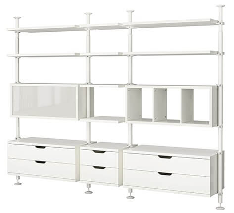 Ikea-Stolmen-large-shelf-unit