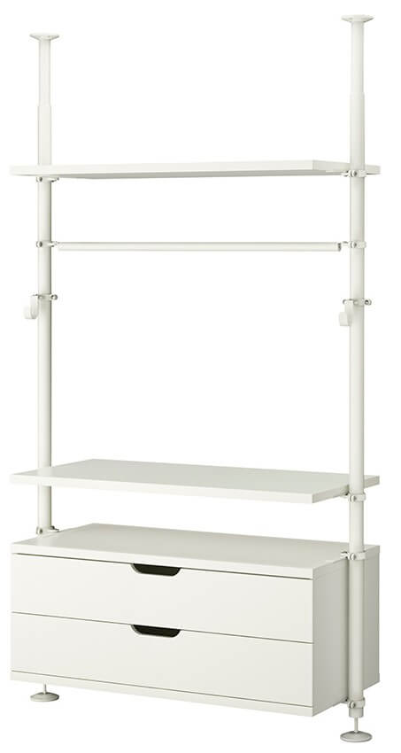 Ikea-Stolmen-single-shelf