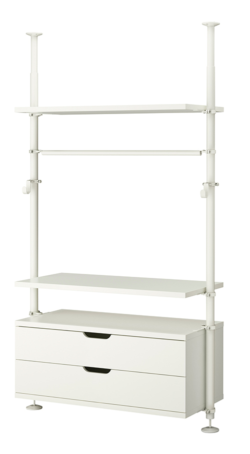 Ikea Stolmen Single Shelf