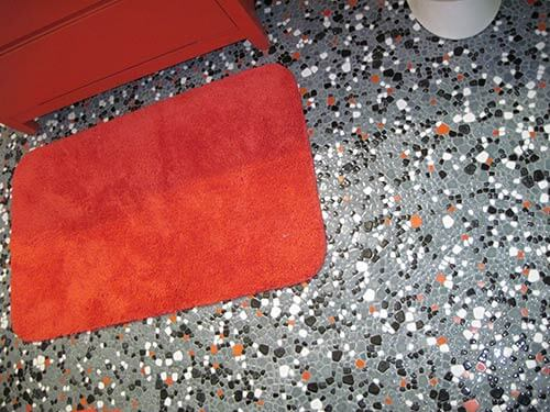 NOS-tile-floor-orange-and-gray