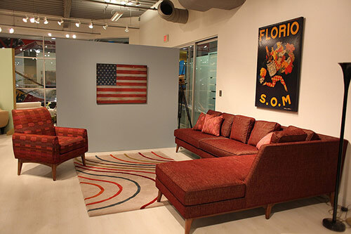 Younger-Ave-62-red-couch-and-chair