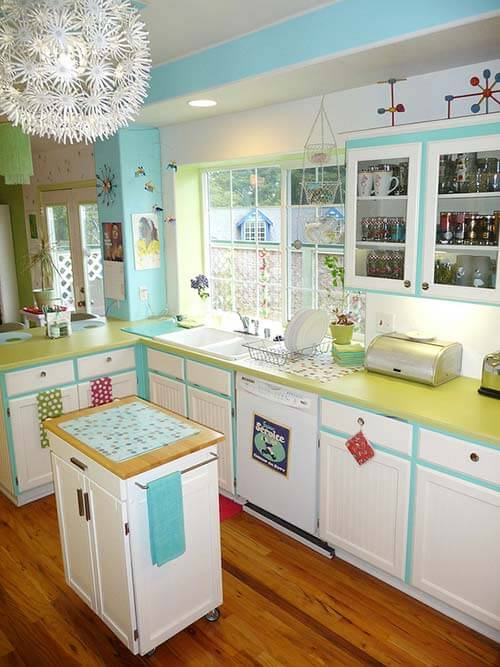 aqua-kitchen-vintage