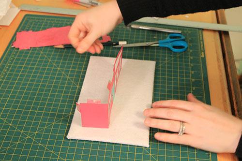 glue-house-to-board