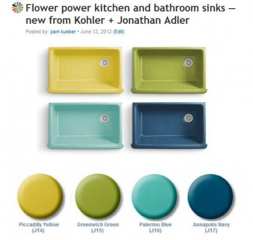 http://retrorenovation.com/2012/06/12/flower-power-kitchen-and-bathroom-sinks-new-from-kohler-jonathan-adler/