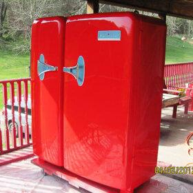 kelvinator food arama refrigerator