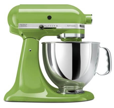 kitchen aid green apple
