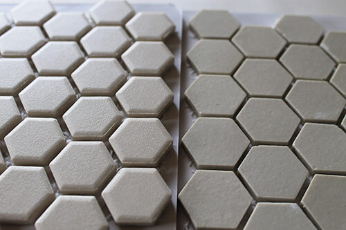 Merola Tile Unglazed Hex Old World Heritage Part 77