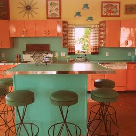 mid-century-kitchen