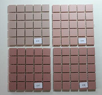 pink-unglazed-tile-mosaic