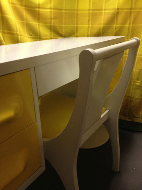 Epic  Broyhill Premier Chapter One desk with chair