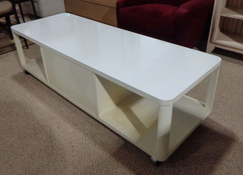 Great  Broyhill Premier coffee table back