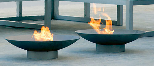 14 Fire Pits With Retro Modern Style In A Wide Range Of