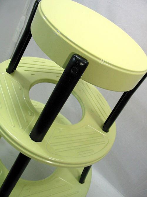 round-metal-retro-step-stool-vintage